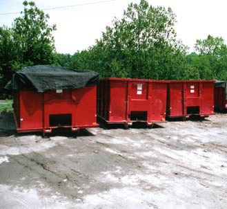 container for dumpster rentals in Pittsburgh, Pennsylvania